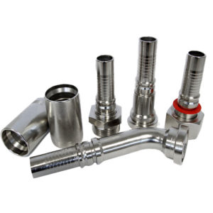STAINLESS STEEL INTER-LOCK TAILS